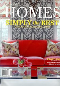 Savannah Homes Cover